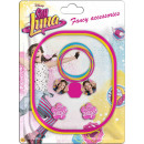 Disney Soy Luna headbands, hair rubber set