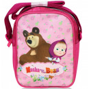wholesale Handbags: Masha and the Bear Side Bag Shoulder Bag