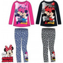 mayorista Artículos con licencia: Disney Minnie 2  piezas Conjunto 3-8 años