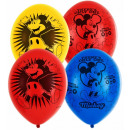 DisneyMickey balloon, balloons 6 pcs