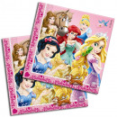Disney Princess, Princess servetten 20 stuks