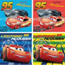 Twarzy ręczniki, ręczniki Disney Cars , Samochody
