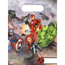 Avengers , Bubbles Gift Bags 6 pcs