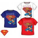 Dzieci T-shirt, top Superman lata 3-8