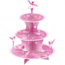 ingrosso Articoli da Regalo & Cartoleria: Balletto, Cupcake per balletto, Stand per muffin