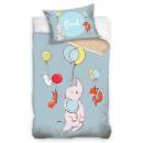 Animal Kids bedding cover 100 × 135cm, 40 × 60 cm