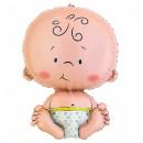 nagyker Ajándékok és papíráruk:Baby fólia lufi