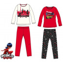 Kid long pyjamas Miraculous Ladybug 4-8 years