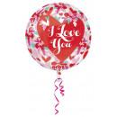 Ich liebe dich, ich liebe dich Spherical Film Ball