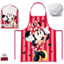 wholesale Licensed Products: Kids Apron Set of 2 Disney Minnie