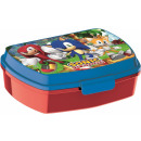 Sonic , the Hedgehog Sandwich Box