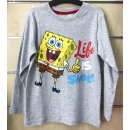 SpongeBob Kids Long Sleeve T-Shirt 2-6 Years