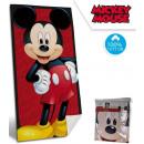 Großhandel Handtücher: Disney Mickey Badetuch, Badetuch 70 * 140