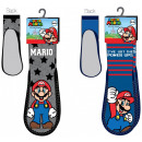 Super Mario Leather Socks