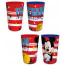 Glass Set - 4 Piece Disney Mickey