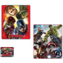 Fleece dekens Avengers, Avengers 120 * 140cm