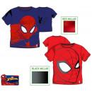 Kinder T-shirt, top Spiderman , Spiderman 3-8 jaar