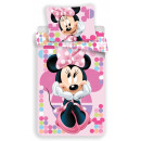 DisneyMinnie bed linen 140 × 200, 70 × 90 micro