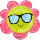 Sun Flower, Sunflower Foil Balloons