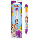 Disney Sofia 6 color pen