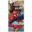 Ręcznik kąpielowy Spiderman, ręcznik plażowy 70 *