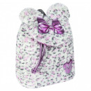 DisneyMinnie 3D fashion bag, plush bag 25 cm