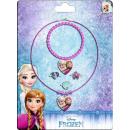 Disney frozen , Ice Magic Necklace, Bracelet, Ring