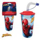 Ventouse 3D Spiderman, Spiderman