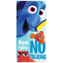 Disney Nemo and Dory bath towel beach towel