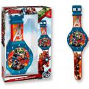 Relojes de pared Avengers 47cm