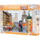 Miasta (Paryż) puzzle 500 sztuk