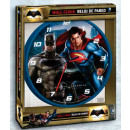 Los relojes de pared Batman vs Superman 25cm