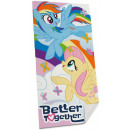 My Little Pony bath towel, beach towel 70 * 140