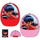 Cappellino da baseball Miraculous Ladybug da bambi