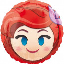 mayorista Articulos de fiesta: Princess Disney , globos de papel de princesa 43 c