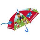 Child semi-automatic umbrella Paw Patrol Ø67 cm