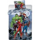 Avengers Bettwäsche 140 × 200 cm, 70 × 90 cm
