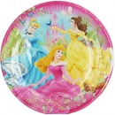 wholesale Party Items: DisneyPrincess Princesses Paper plate 10 pcs