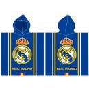 Real Madrid towel poncho 55 * 110cm