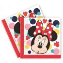 Disney Minnie Servilletas 20 piezas