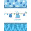 grossiste Cadeaux et papeterie: Baby Boy 138 * 259 Tablecloth cm