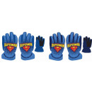 Superman kid's gloves
