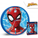 wholesale Others: Spiderman Wall Clock 25 cm
