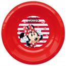 Disney Minnie Deep Dish, Plastic 3D