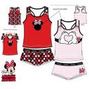 T-Shirt + Panties Set per Disney Minnie 4-12 anni