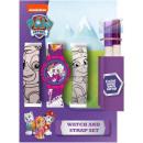 wholesale Accessories: Digital watch + colorable strap set Paw
