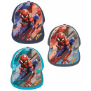 Spiderman kid in baseball cap 50-54 cm