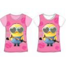 Camiseta de los  niños, los mejores Minions 4-12 añ