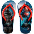 pantofole per bambini, Flip-Flop Batman vs Superma