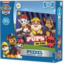 Großhandel Lizenzartikel: Puzzle 50 Teile Paw Patrol , Paw Patrol